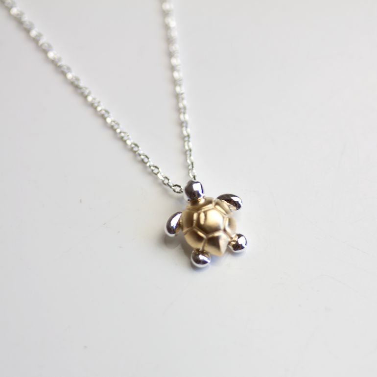TURTLE - NECKLACE