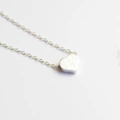 TINY HEART- NECKLACE