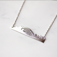 SYDNEY CITYSCAPE -Necklace