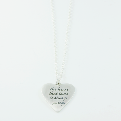 YOUNG HEART - NECKLACE