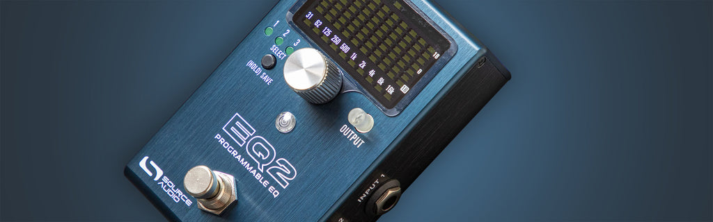 Source Audio EQ2 Guitars Rebellion