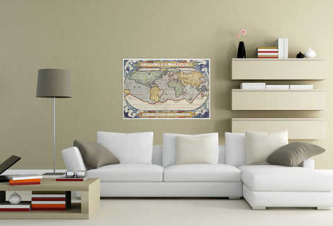 Antique Maps UK World Map For Children Antique Wall Maps I - Large wall map of uk