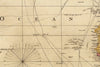 1768 James Cook Map (160x 100cm)