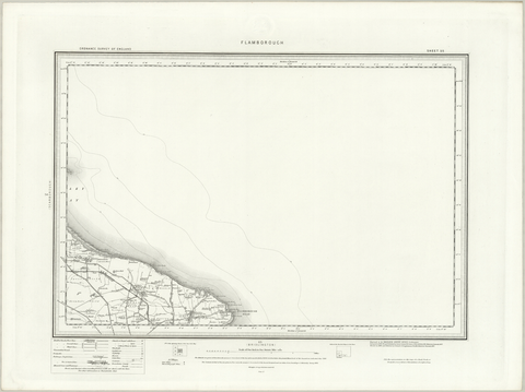 Flamborough OS Map