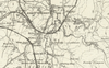 Kirby Stephen (Borough under Stainmore) OS Map