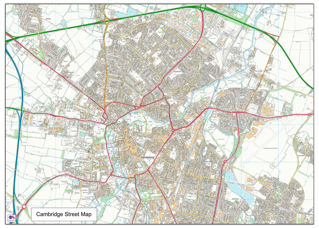 Cambridge Street Map Cambridge Street Map | I Love Maps Cambridge Street Map