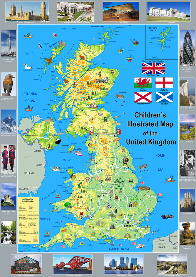 Map Of Uk To Buy.I Love Maps Buy Maps Uk Children S Maps I Love Maps