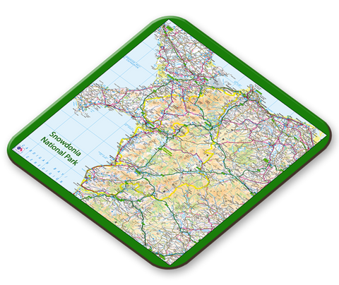 Snowdonia National Park Placemat