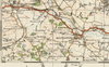 Bridgwater & Quantock Hills - Ordnance Survey of England and Wales 1920 Series