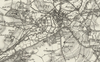 Lowesoft (Great Yarmouth) OS Map
