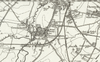 Saffron Walden (Cambridge) OS Map