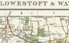 Lowestoft & Waveney Valley - Ordnance Survey of England and Wales 1920 Series