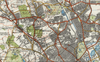 North East London & Epping Forest - Ordnance Survey of England and Wales 1920 Series
