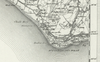Chale (Lymington) OS Map