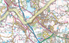 Greater Manchester Map