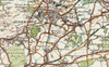Guildford & Horsham - Ordnance Survey of England and Wales 1920 Series