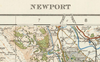 Newport - Ordnance Survey of England and Wales 1920 Series