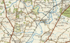 Brighton & Eastbourne - Ordnance Survey of England and Wales 1920 Series