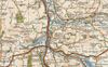 Buxton & Matlock - Ordnance Survey of England and Wales 1920 Series