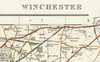 Winchester - Ordnance Survey of England and Wales 1920 Series