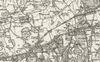 Sevenoaks (Dartford) OS Map