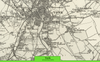 York and Environs and Environs Ordnance Survey Map 1870
