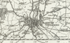 Banbury (Warwick) 1890 OS Map