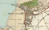 Cardiff & Mouth of the Severn - Ordnance Survey of England and Wales 1920 Series
