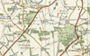 Swaffham & East Dereham - Ordnance Survey of England and Wales 1920 Series