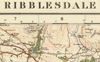 Ribblesdale - Ordnance Survey of England and Wales 1920 Series