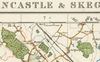 Horncastle & Skegness - Ordnance Survey of England and Wales 1920 Series