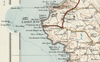 Land's End & Lizard - Ordnance Survey of England and Wales 1920 Series