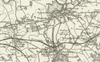 Brampton (Shopford) OS Map