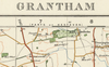 Grantham - Ordnance Survey of England and Wales 1920 Series