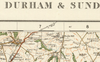 Durham & Sunderland - Ordnance Survey of England and Wales 1920 Series