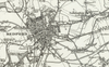 Bedford (Wellingborough) OS Map