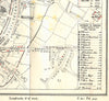 Thomas Shapter Cholera Map of Exeter 1832
