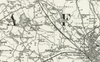 Stafford (Stoke on Trent) OS Map