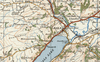 Bala - Ordnance Survey of England and Wales 1920 Series