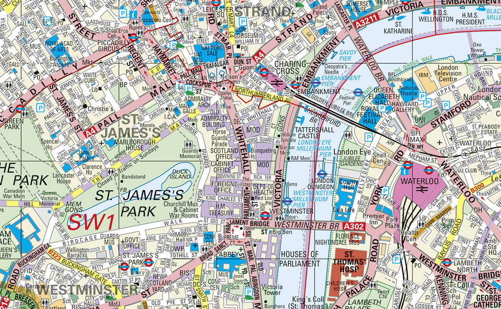 London Street Map London Street Map | compressportnederland London Street Map