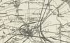 Grantham (Lincoln) OS Map