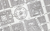 1890 London Oxford Street Ordnance Survey Map