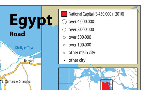 Egypt Road Map