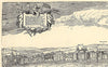 Vischer Panorama of London 1616 Map