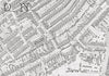 London 1872 Ordnance Survey Map - Sheet LVI - Camberwell