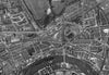 Post-War 1947 London Aerial Map - Sheet 16 - Gunnersbury