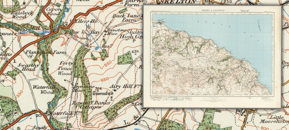 Ordnance Survey of England and Wales 1920 Series