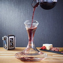 Load image into Gallery viewer, Classico Decanter and Wine Aerator Set