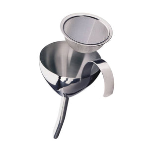 Aerating Funnel with Strainer