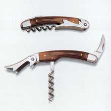 Load image into Gallery viewer, Doge Tigerwood Handle Corkscrew